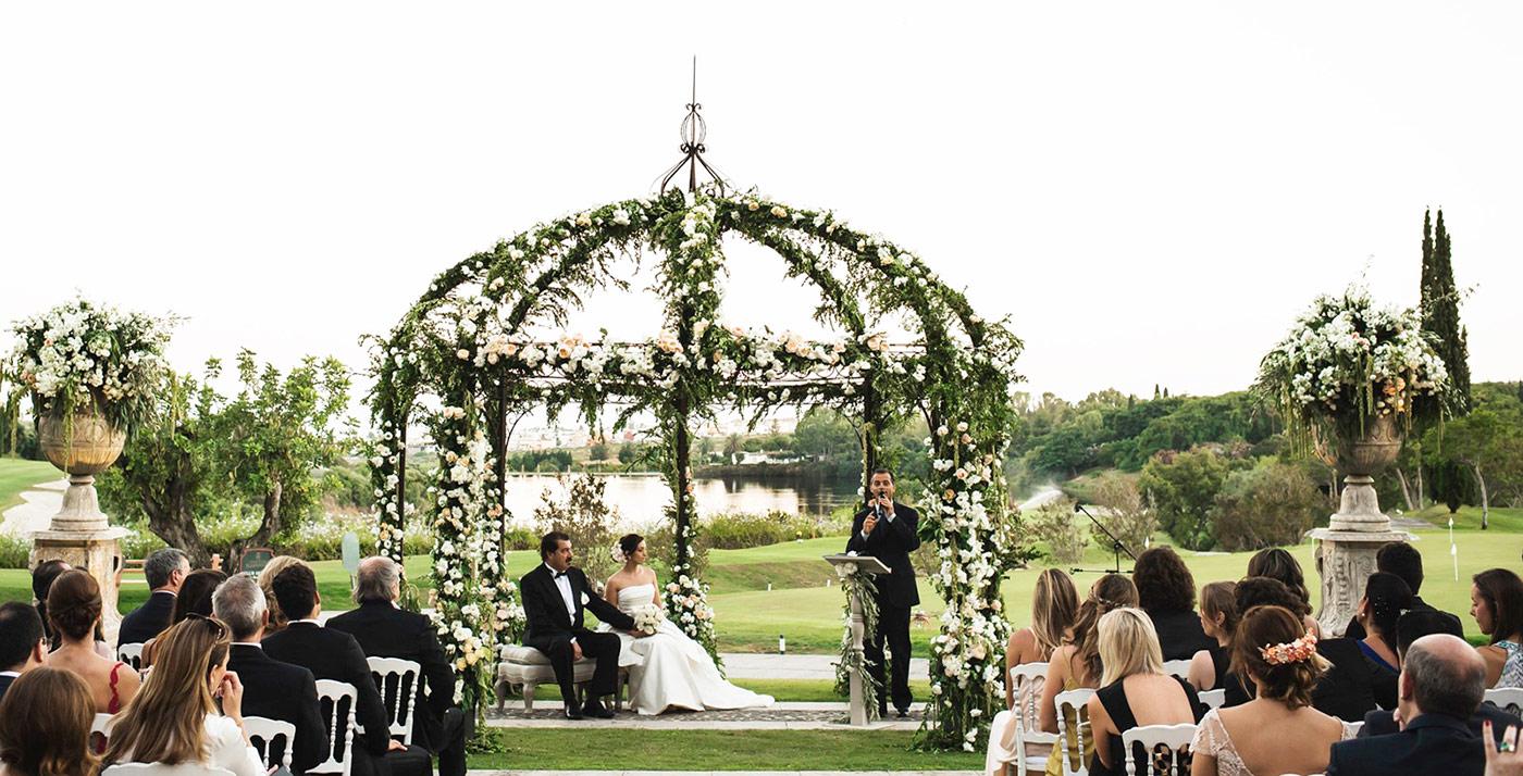 Wedding planner de lujo
