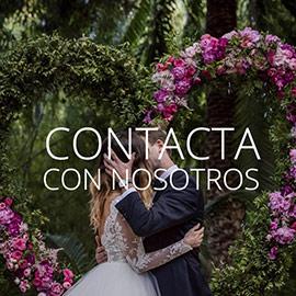 Contacto Sí Quiero wedding planner